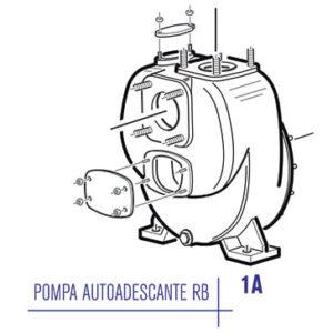 Pompa Autoadescante RB | Viessepompe